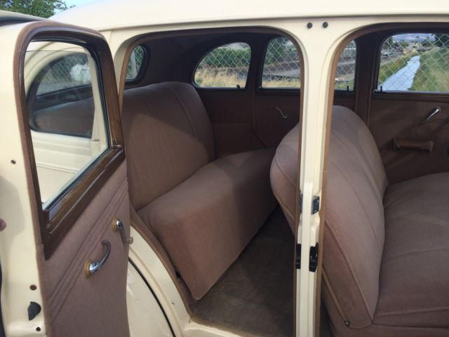 Chevrolet Other Sedan 1939 Tan For Sale 1939999 1939