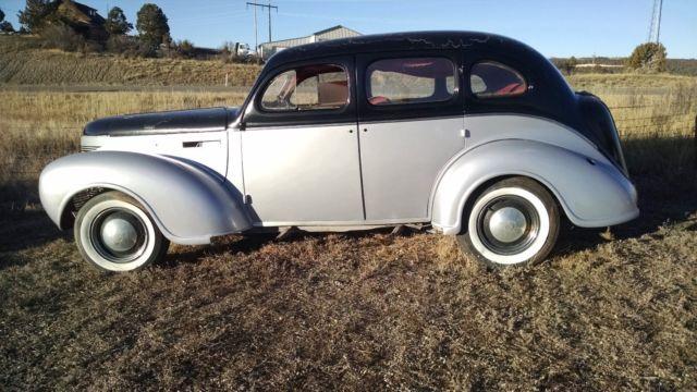 Plymouth gtx sedan 1939 black for sale xfgiven vin for 1939 plymouth sedan 4 door