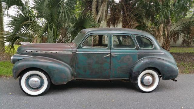 Chevrolet special deluxe 4 door 1940 xfgiven color for 1940 chevrolet 4 door sedan