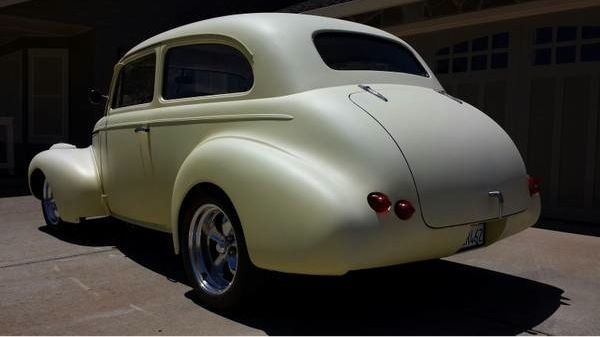 Chevrolet Other Sedan 1940 Gray For Sale  999999 1940 Chevy