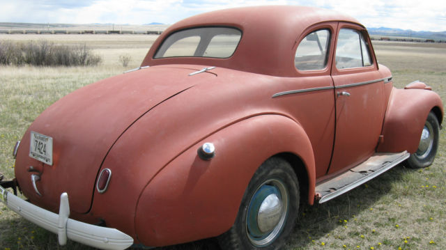 Chevrolet Other Coupe 1940 Red For Sale 5kh0210340 1940