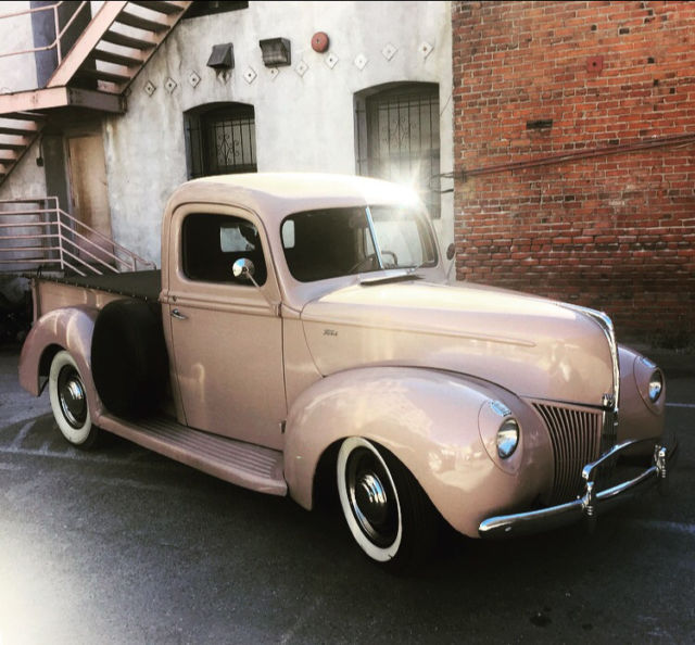 Ford Other Pickups 1940 For Sale. 185660471 1940 Ford