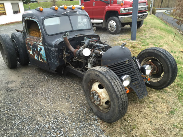 Plymouth Other pickup 1940 Black For Sale  1940 Plymouth Diesel Rat