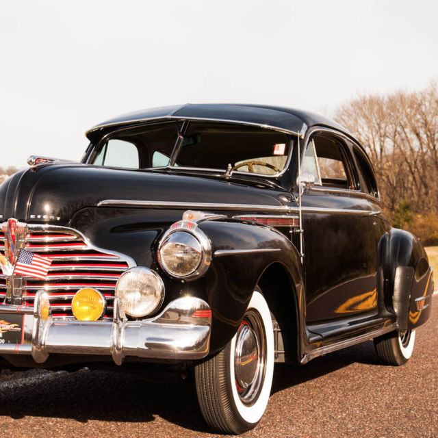 Buick Cars For Sale: Buick Series 40 Sedan 1941 Black For Sale. 44226436 1941