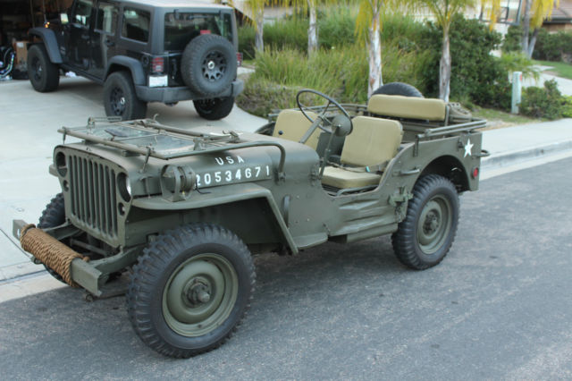 willys mb 1944 for sale 1944 willys mb ww2 jeep wwii restored not ford gpw 1941 1942 1943 1945. Black Bedroom Furniture Sets. Home Design Ideas