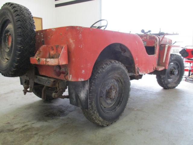 Willys 1945 For Sale  CO NO WN68255205 1945 Ford GPW WW2 WWII