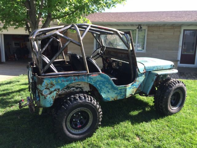 willys willys 1946 for sale 123456 1946 cj2a willys jeep rat rod. Black Bedroom Furniture Sets. Home Design Ideas