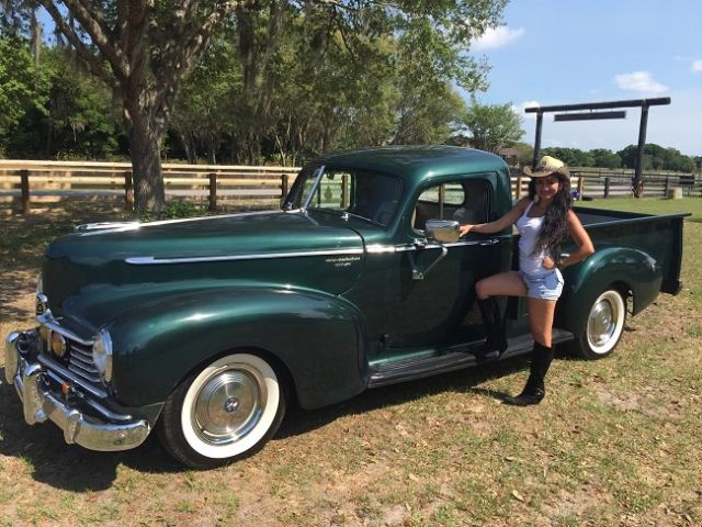 Other Makes Super Six 3 4 Ton Big Boy 1946 Green For Sale