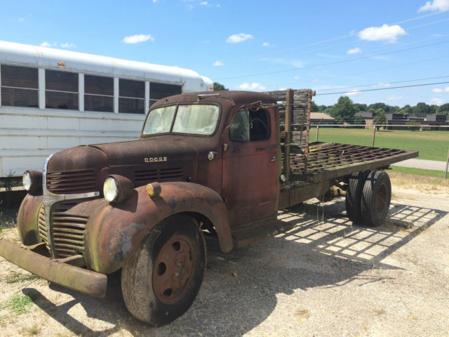 Dodge Other Pickups 1947 For Sale 1947 Dodge Truck Wf 34