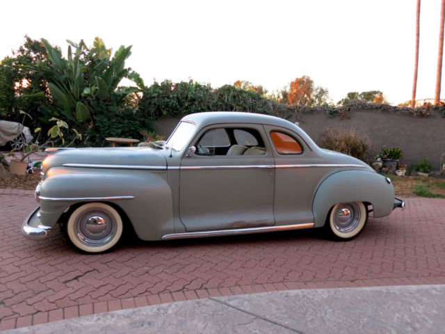 Plymouth special deluxe business coupe business coupe 1947 for 1947 plymouth 2 door coupe