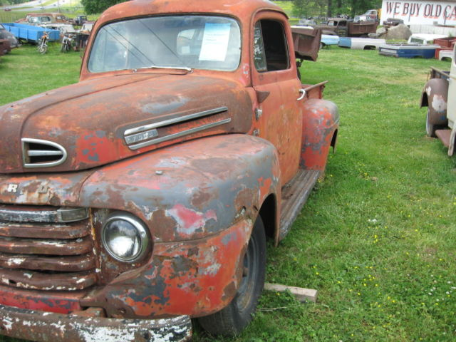 Ford Other Pickups 19490000 For Sale 98rc243690 1948 1949