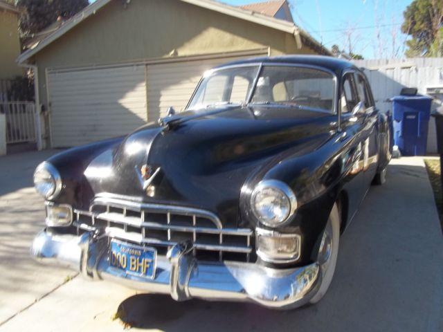 Cadillac Fleetwood Sedan 1948 Black For Sale 486050706