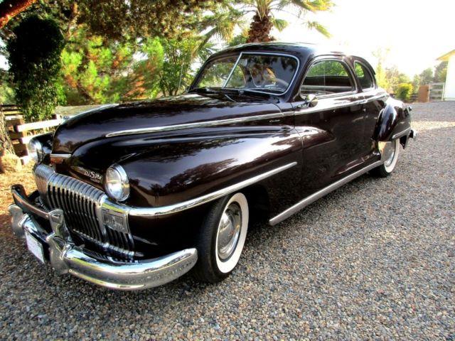 Desoto s 11 2 door coupe 1948 brown bronze for sale for 1948 dodge 2 door sedan