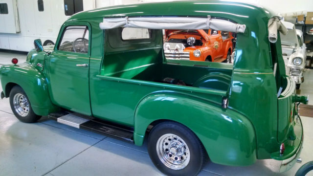 Technical specifications & GMC Other Canopy express truck(Huckster) 1948 Green For Sale ...