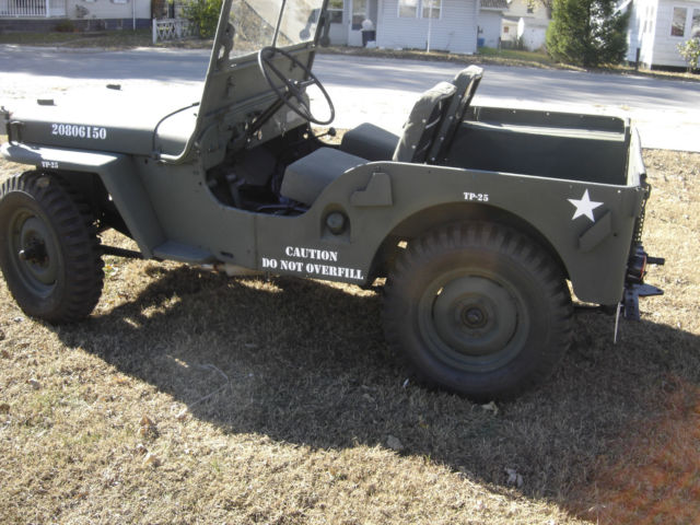 1948 willys jeep cj2a like m38 with a pto out the back 3 willys cj2a [xfgiven_type]%xfields_type%[ xfgiven_type] 1948 olive CJ2A Help at mifinder.co