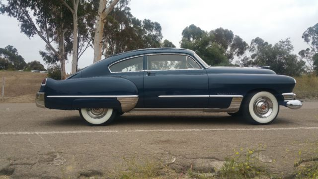 Cadillac Other Fastback 1949 Triumph Blue For Sale
