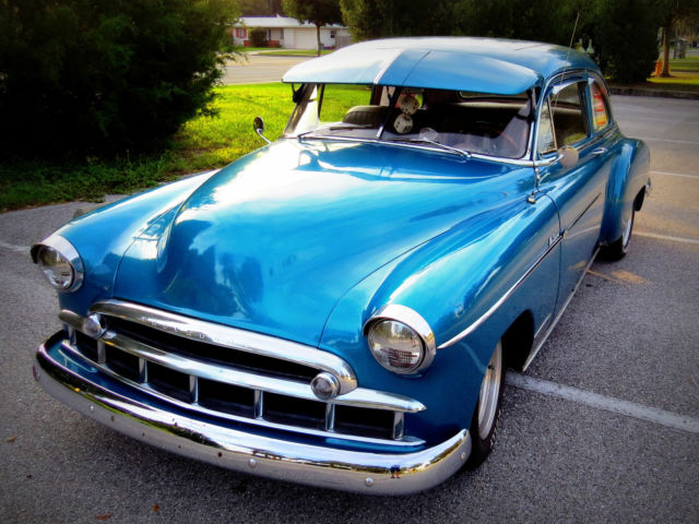 Chevrolet Other Coupe 1949 Blue For Sale Viki40007 1949