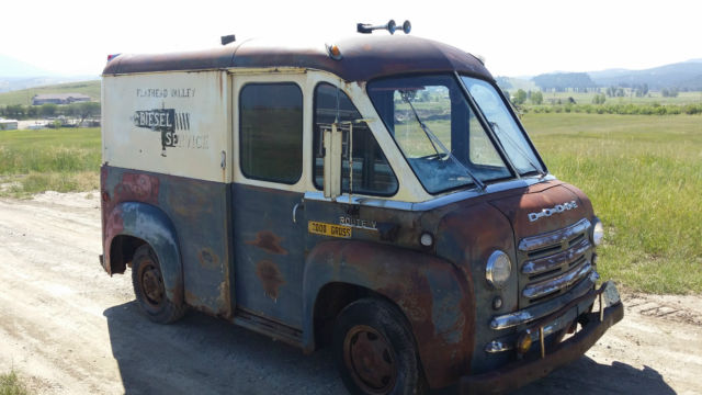Dodge Other Minivan/Van 1949 Other For Sale. 84202714 1949 DODGE ROUTE STEP VAN VINTAGE PANEL
