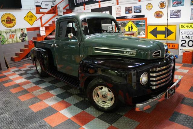ford other pickups 1949 for sale 11111111111111111 1949 ford f1 pick up truck 1948 1951 1952. Black Bedroom Furniture Sets. Home Design Ideas