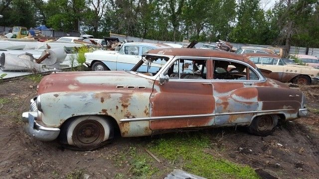 Buick Other Sedan Blue For Sale Buick Super