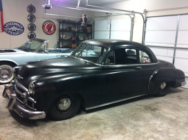 Chevrolet Other Coupe 1950 Black For Sale 3hjb8198 1950