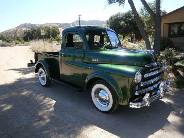 Dodge Other Pickups Standard Cab Pickup 1950 For Sale ...