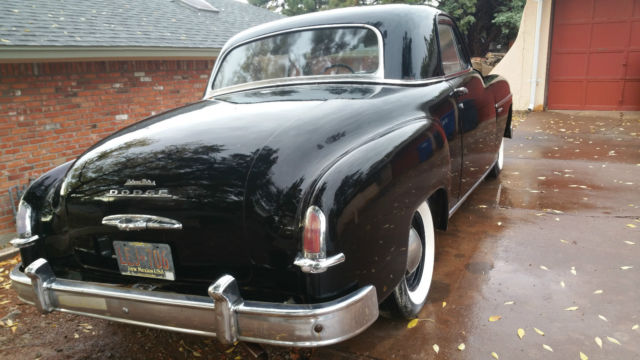 Cars For Sale Albuquerque >> Dodge Other Coupe 1950 For Sale. 1950 Dodge Wayfarer business Coupe
