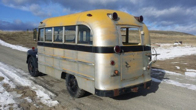 Ford Other BUS 1950 silver For Sale  978tl325810 1950 FORD