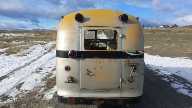 For Sale 1950 Ford Other CLASSIC BUS