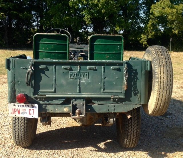 Jeep Other 1950 For Sale 1950 Jeep Willys Cj3a