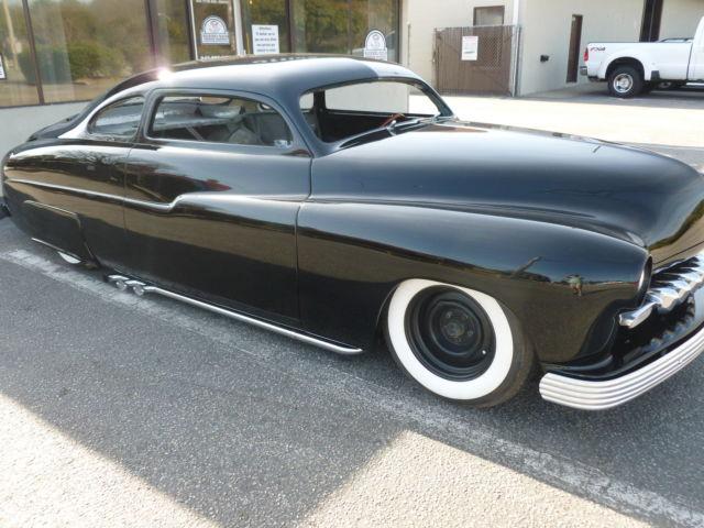 Mercury Monterey 2 Door 1950 Black For Sale 1111111111