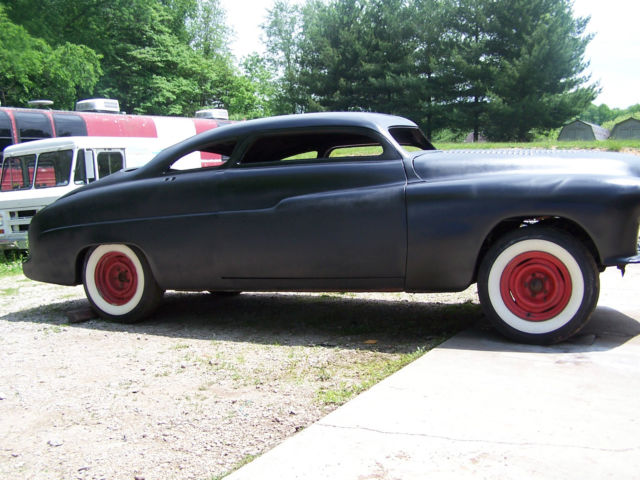 mercury other coupe 1950 black for sale  1950 mercury