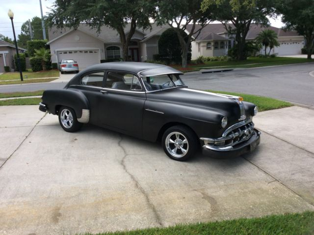 Pontiac Other Fastback 1950 Black For Sale C8th11803 1950