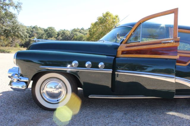 Buick Other Wagon 1951 Green For Sale 16379494 1951 Buick Super