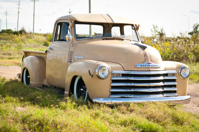 Chevrolet other pickup truck 1951 tan for sale ljpk1329 for 1951 chevy 5 window pickup for sale