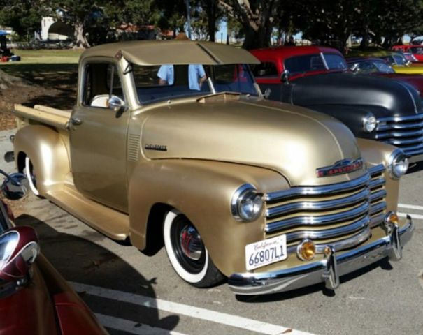 chevrolet other pickups 5 window 1951 gold for sale 1951 chevy truck 1951 chevy pick up chevy. Black Bedroom Furniture Sets. Home Design Ideas