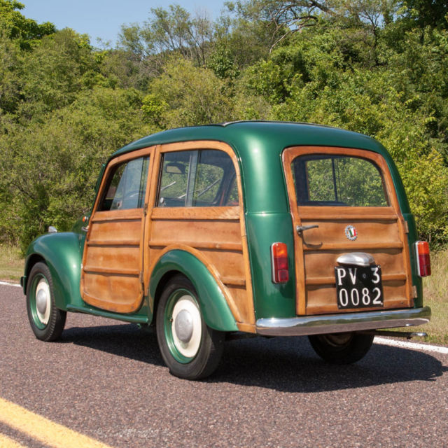 Fiat Other Woody 1951 Emerald Green For Sale. 253327 1951