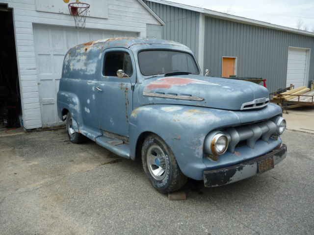 8d821a7326 Ford Other Pickups 1951 Blue For Sale. F1H1RH14773 1951 Ford F-1 ...