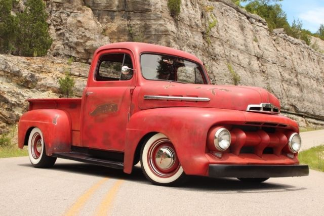 1951 Ford F100 Pickup