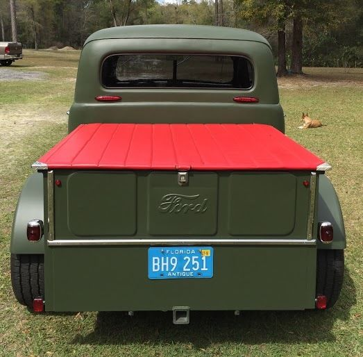 ford other pickups pick up 1951 flat green for sale does not apply 1951 ford rat rod pick up. Black Bedroom Furniture Sets. Home Design Ideas