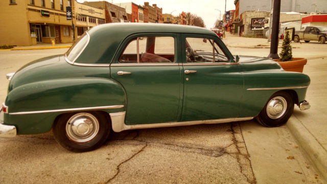 Plymouth other sedan 1951 green for sale p2312046 1951 for 1951 plymouth 3 window coupe