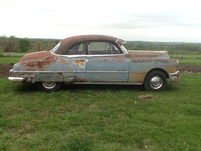 1951 Pontiac Coupe For Sale: Pontiac Other Sedan 1951 Grey For Sale. 1951 Pontiac