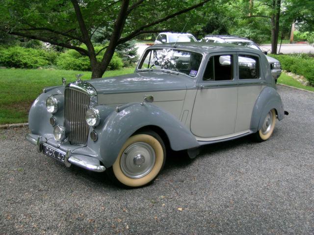 Bentley mark vi for sale