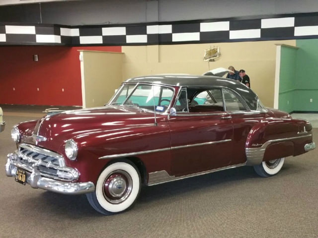 Chevrolet other xfgiven type xfields type xfgiven type for 1952 chevy 2 door hardtop