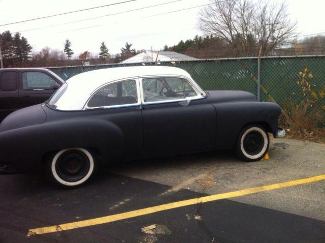 Chevrolet bel air 150 210 xfgiven type xfields type for 1952 chevrolet styleline deluxe 4 door