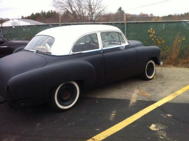 Chevrolet bel air 150 210 xfgiven type xfields type for 1952 chevy deluxe 2 door