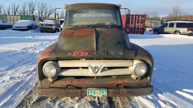 Used F350 For Sale >> Ford F-100 Standard Cab Pickup 1953 Green For Sale. 1953 ...