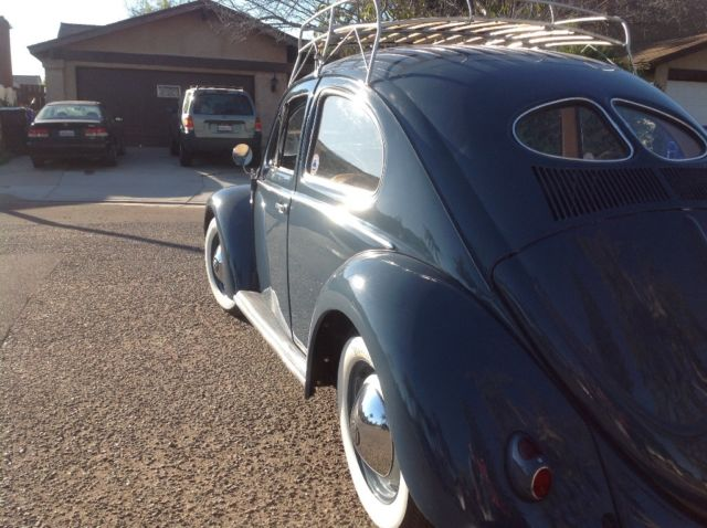 San Tan VW >> Volkswagen Beetle - Classic Coupe 1953 Blue For Sale ...