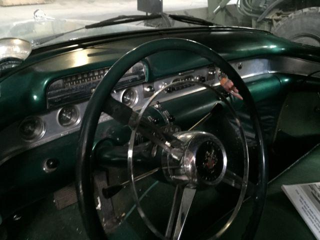 Buick roadmaster sedan 1954 green for sale 7a1069616 1954 for 1954 buick roadmaster 4 door