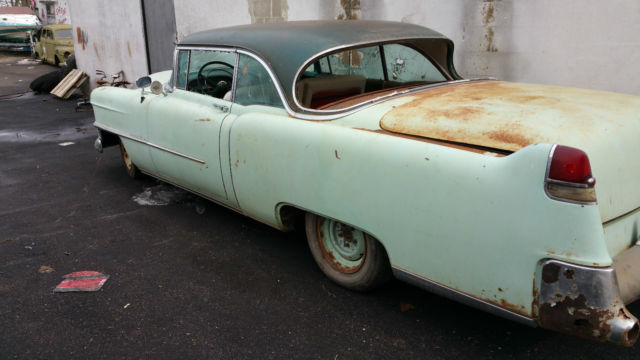 Cadillac Other 1954 For Sale 45336954 1954 Cadillac Coupe